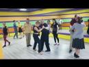 Занятия аргентинским танго в танцшколе Dance Life 23.09.18 Клип