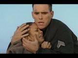 Crash (2004) - 'Flames'Car crash scene