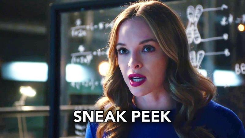 The Flash 5x11 Sneak Peek 2 Seeing Red HD Season 5 Episode 11 Sneak Peek 2