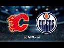 Calgary Flames vs Edmonton Oilers Dec.9, 2018 Game Highlights NHL 2018/19 Обзор Матча