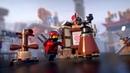 Набор LEGO NINJAGO 70606 Уроки Мастерства Кружитцу