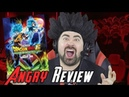 Dragon Ball Super: Broly Angry Movie Review