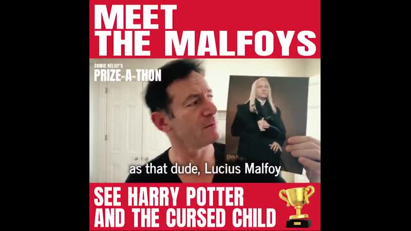 If you thought Harry Potter The Cursed Child was sold out... This could be your lucky chance to WIN a pair of tickets AND you