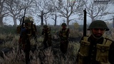 ARMA 3 Red Bear Iron FrontТуман.Английская пехота