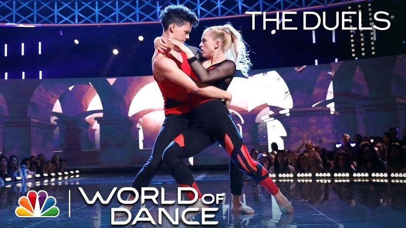 Charity Andres The Duels - World of Dance 2018 (Full Performance)