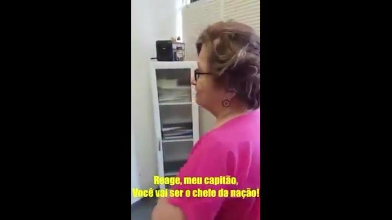 Marchinha do capitão - O Bolsonaro vai ganhar