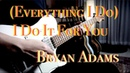 Bryan Adams - Everything I Do - guitar cover by Vinai T