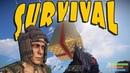 Rust Выживание на оф. сервере, Рейды жирных домов, ракеты, С4 , большой окуп.