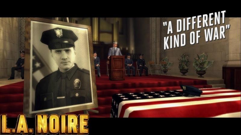 L.A. Noire ► A different kind of war(Другая война)part-2 №47