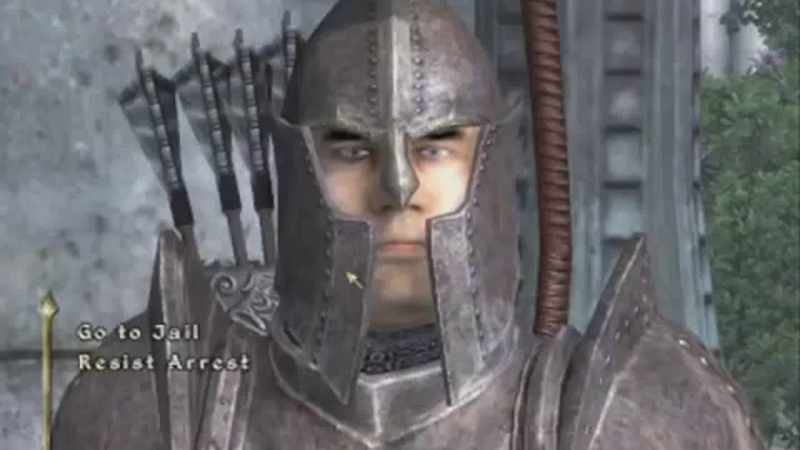 Oblivion Guard [EARRAPE]