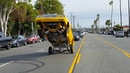 Lowriders on Broadway in Compton