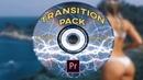 Ultimate Adobe Premiere Pro TRANSITIONS Pack Max Novak Transition Presets