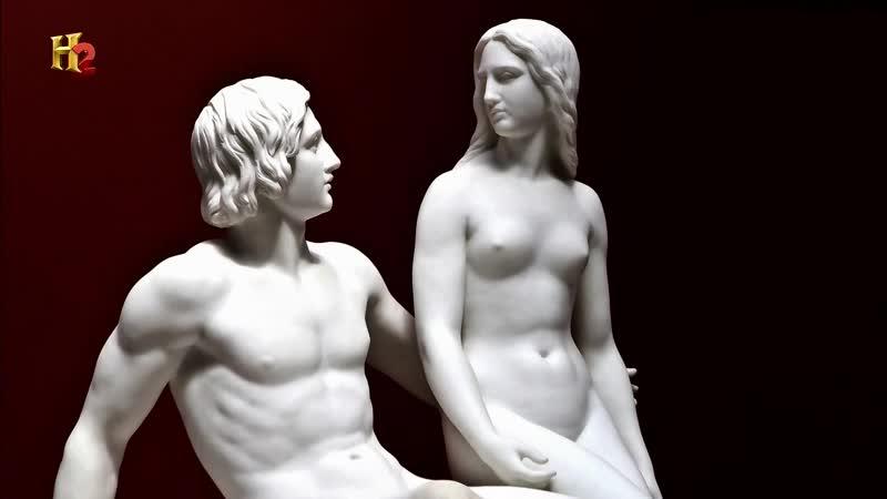 Библия - Секретные Материалы - 6 эп. Писание о Мужчинах и Женщинах.