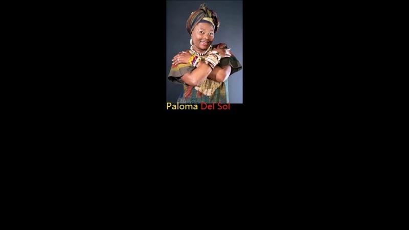 EQUATORIAL GUINEA Top Singer Paloma Del Sol Espíritu De Los Caminos Spirit Of The Road None Lyric