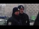 В Киеве подполковник СБУ с пистолетом Макарова угнал такси