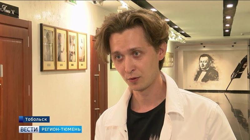 Спектакль Ахматова. Свидетель поставили на тобольской сцене