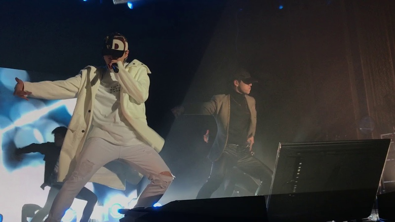181108 B A P Forever Tour in Berkeley Take Off Daehyun Jong Up Solo