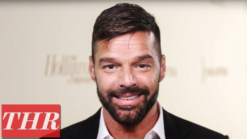 Ricky Martin Talks His First Emmy Nomination Working with Ryan Murphy Emmy Nominees Night 2018