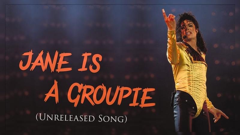 Michael Jackson Jane Is A Groupie Unreleased HQ