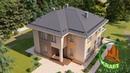 Проект дома из газобетона Калининград