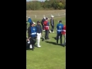 September 25th Niall at the RyderCup