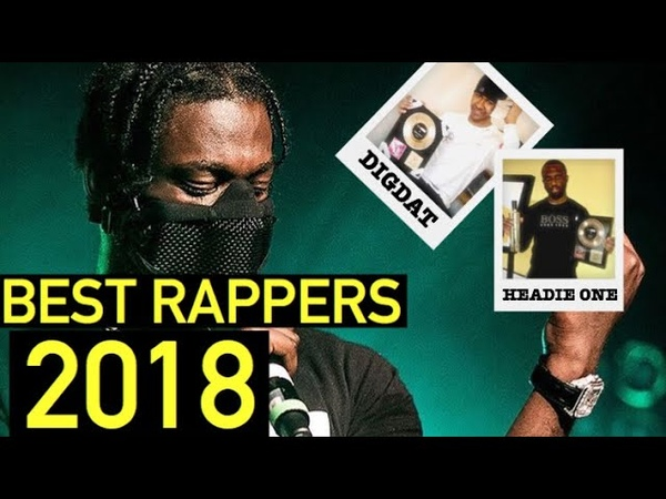 TOP 10 UK DRILL RAPPERS 2018