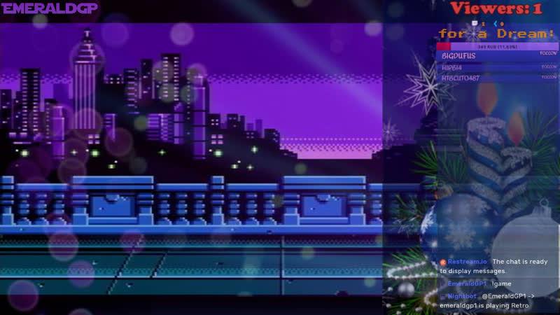 Live Twitch.tvEmeraldGP1 EmeraldGP Sega Dendy Snes