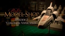 Robs Model Shop - Episode 2 Colonial Viper MkII