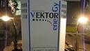 Работа сварочного аппарата через стабилизатор напряжения Vektor Вектор