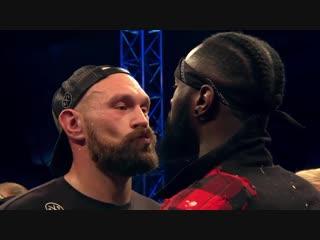 Ночь мощного бокса