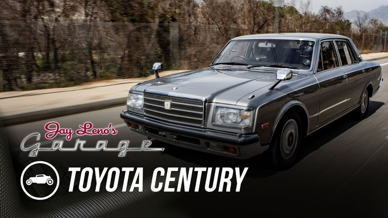 1993 Toyota Century - Jay Lenos Garage