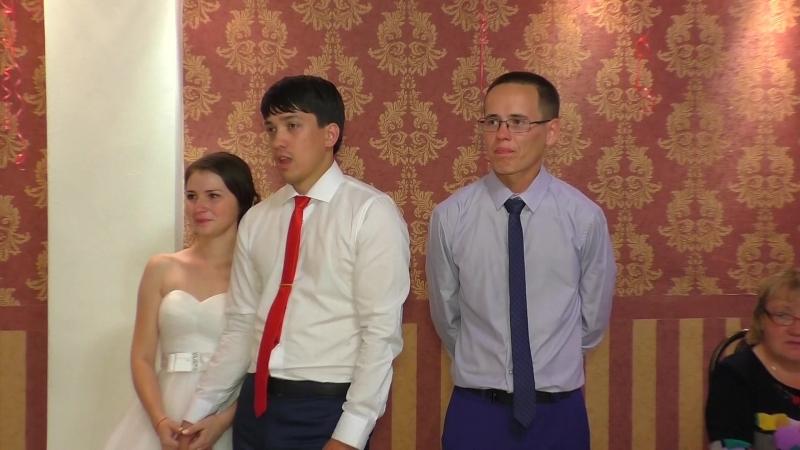 свадьба Алисы и Димы