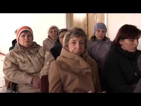 Засідання в тролейбусному управлінні в Сєвєродонецьку