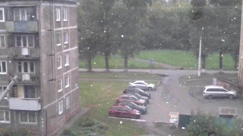 Первый Снег, Запсиб, 12 сентября