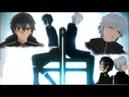 MMD - Yuu and Kaneki - Demons (piano version) - Owari no Seraph and Tokyo Ghoul (DL)