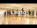 Lento Line Dance Beginner Improver Ira Weisburd Raymond Sarlemi Demo Count