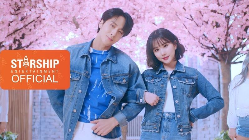 MV 은하 Eunha X 라비 Ravi BLOSSOM Prod Groovyroom