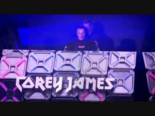 Corey James - Protocol X ADE 2018 [FullHD 1080p]