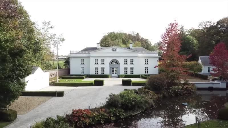 Extravagant Estate in Sint-Martens-Bodegem, Belgium