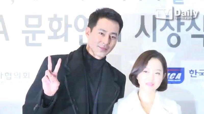 [TD영상] 조인성(Cho In Sung)-박보영(Park Bo Young), 넘사벽 찰떡케미 선남선녀