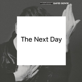 David Bowie альбом The Next Day