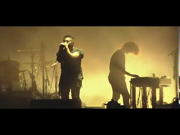 Nine Inch Nails - Something I Can Never Have The Frail (Live at @ Panorama Festival 2017)