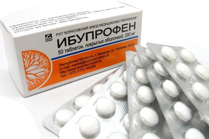 Насколько эффективен ибупрофен при подагре?