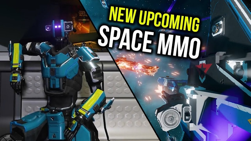 Starbase - Upcoming NEW! Mass Multiplayer Space Game