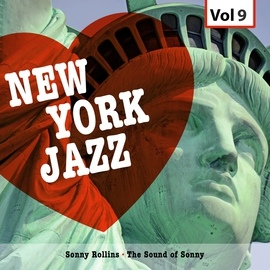 Sonny Rollins альбом New York Jazz, Vol. 9