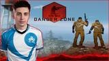 SHROUD FIRST WIN CSGO BATTLE ROYALE DANGER ZONE