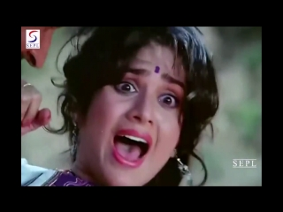 Meenakshi Sheshadri is stabbed in 'Sadhna'