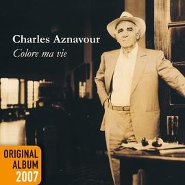 Charles Aznavour альбом Colore ma vie
