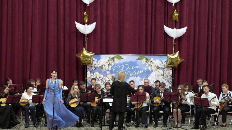 Юлия Аксёненко - Тучи в голубом (вальс из к/ф Московская сага)