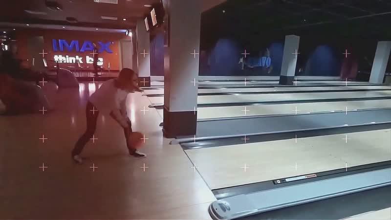 Битва поколений. Спортивный выходной в BOWLING CLUB в Кристалле-IMAX.